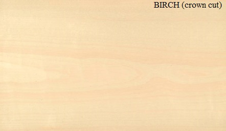 Birch Crown Wood Veneer