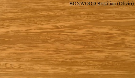 Boxwood Olivio wood Veneer