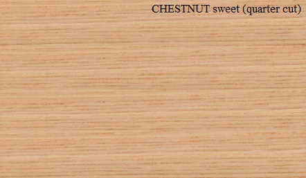 Chestnut Sweet Quartered