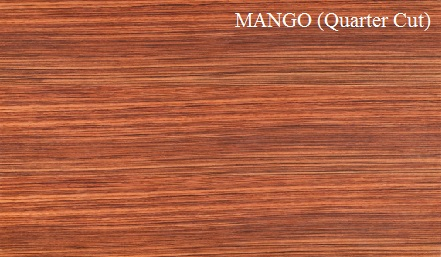 Mango Quarter cut