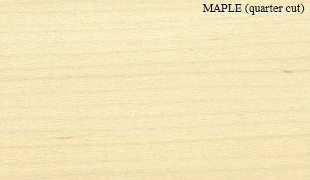 Maple Quartered Wood Veneer