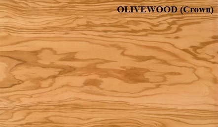 Olivewood Crown Wood Veneer
