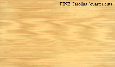 Pine Carolina Quartered Wood Veneer
